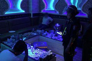 Công an đột kích quán karaoke, phát hiện 16 người nghi dùng ma túy trong phòng VIP