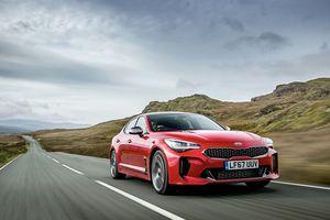Kia Stinger GT - sedan thể thao cao cấp cạnh tranh với BMW