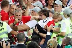 Bất ngờ với nguồn sức mạnh vô hình của tuyển Croatia