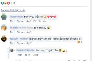 Cặp đôi U60 ở Đắk Lắk khiến mạng xã hội dậy sóng vì loạt tin nhắn 'tình bể bình'
