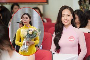 Hot girl tặng hoa Tổng thống Donald Trump nộp đơn thi Hoa hậu Việt Nam