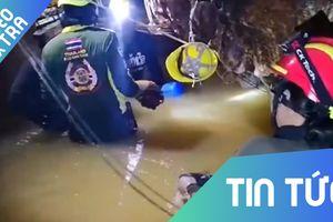 Công nghệ giúp khoan chính xác vị trí trên hang động ở Thái Lan