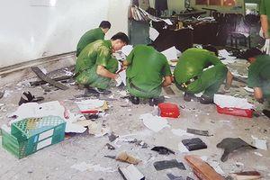 Tiết lộ giật mình của kẻ trực tiếp kích nổ mìn ở trụ sở công an phường