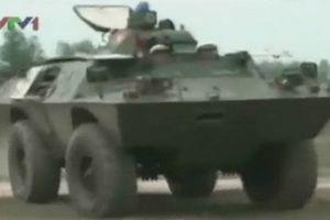 Kiểm soát quân sự Việt Nam sẽ được trang bị V-100 Commando?
