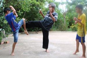Chuyện chưa kể về một võ sư đặc biệt ở Bình Định