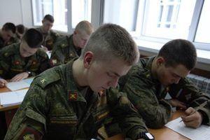 Hơn 39 nghìn ứng viên tham gia tuyển sinh vào các trường đại học quân sự Nga