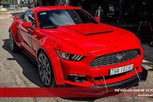 'Ngựa hoang' Ford Mustang hộ khẩu Khánh Hòa đậm chất chơi