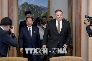 Ngoại trưởng Mỹ khẳng định tiếp tục theo đuổi đàm phán với Triều Tiên