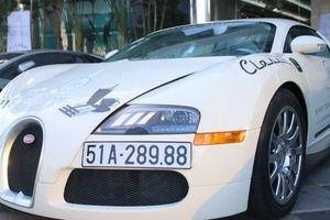 Clip: Ngắm dàn siêu xe trăm tỷ của ông chủ Cà phê Trung Nguyên