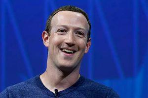 Sở hữu gần 82 tỷ USD, Mark Zuckerberg thành người giàu thứ 3 thế giới