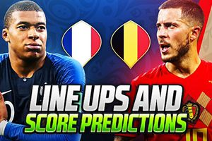 Tuyển Pháp vượt mặt Bỉ trong đội hình tiêu biểu ở lượt trận bán kết World Cup 2018