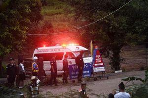 8 nạn nhân mắc kẹt trong hang Tham Luang đã được giải cứu