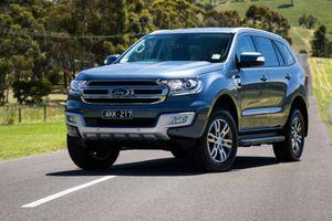 Ford Everest 2018 sắp được bán, giá từ 850 triệu đồng?