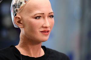 'Công dân robot' đầu tiên trên thế giới ghé thăm Hà Nội