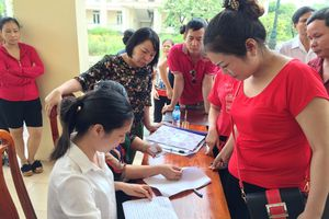 Vĩnh Phúc: Chợ Vĩnh Yên hoàn thiện xong chuẩn bị đón bà con tiểu thương