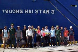 Triển khai phương án phòng ngừa sự cố tràn dầu từ tàu An Phú 868