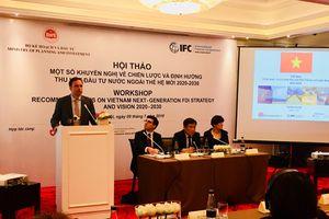 FDI thế hệ mới: Cần chủ động tìm kiếm các dự án