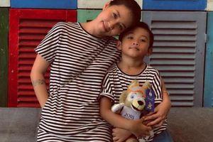 Vợ ca sĩ Phạm Anh Khoa xuất hiện xinh tươi sau scandal chồng bị tố gạ tình