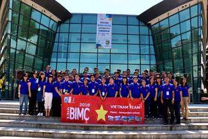 Đoàn Việt Nam đoạt 43 giải thưởng cuộc thi Toán học Trẻ IMC 2018
