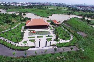 Đấu thầu 9 dự án trong Khu Công viên Lịch sử - Văn hóa dân tộc