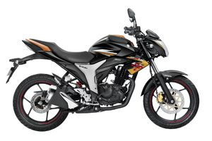 Mẫu Suzuki Gixxer SP và SF SP giá khởi điểm từ 29,2 triệu đồng