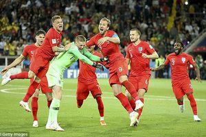 Vòng bán kết World Cup 2018: Phân nửa cầu thủ của 4 đội đang chơi tại Premier League