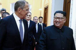 Nhà lãnh đạo Triều Tiên Kim Jong-un sắp thăm Nga?