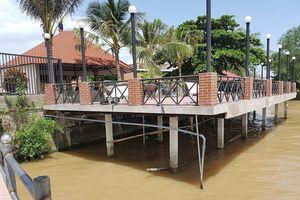 Chính quyền 'nhầm' thẩm quyền xử lý dự án Resort lấn chiếm sông Hậu
