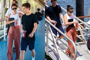 Justin vừa xác nhận đã đính hôn, Selena bị bắt gặp sánh đôi cùng 'trai lạ'