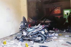 Khen thưởng lực lượng phá án nhanh vụ khủng bố trụ sở công an ở TP HCM