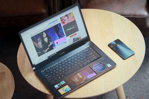 Trên tay Zenbook Pro tại Việt Nam: touch pad tích hợp màn cảm ứng, giá từ 47 triệu