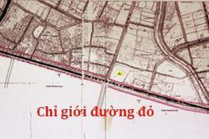Hà Nội duyệt chỉ giới đường đỏ tuyến nối đường Dốc Hội đến đường 40m