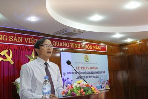 Quảng Nam: Phát động cuộc thi tìm hiểu Đại hội Công đoàn tỉnh lần thứ XVI