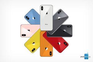 Chỉ iPhone 2018 giá rẻ mới có nhiều màu rực rỡ