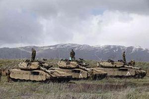 Iran dọa phá hủy Israel: Đẩy Cao nguyên Golan vào hố lửa?