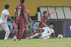 Giải vô địch Đông Nam Á: Đội tuyển nữ Việt Nam áp đảo bảng đấu
