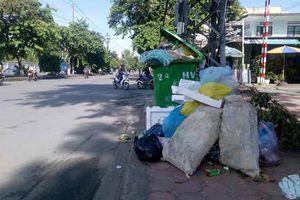 Khẩn trương xử lý lượng rác thải tồn đọng tại Quảng Ngãi