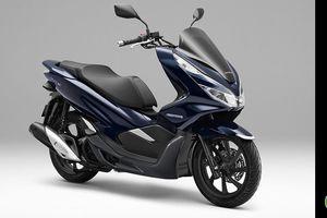 Honda PCX 125 Hybrid sẽ ra mắt vào tháng 9 năm nay