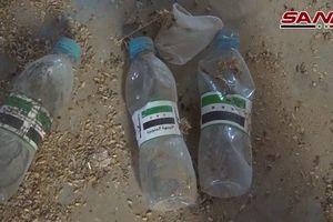 Quân đội Syria lại nhận được 'quà tặng' của phiến quân