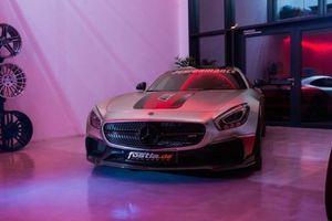 Mercedes-AMG GT S 'biến hình' khi hưởng gói độ Fostla 750 triệu đồng