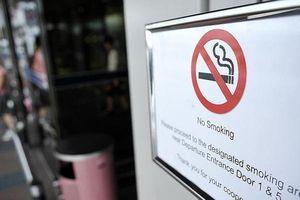 Singapore lắp camera để bắt quả tang người hút thuốc lá