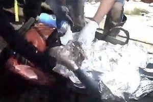 Hải quân Thái Lan công bố video giải cứu đội bóng nhí khỏi hang tối