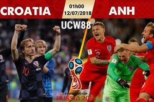 Dự đoán World Cup: 'Tiên tri' dự đoán kết quả khó tin trận Anh - Croatia