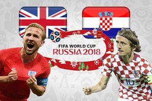 Soi kèo Anh - Croatia: Harry Kane và đồng đội có làm nên kỳ tích?