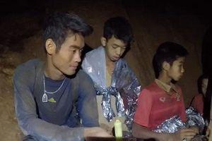 Thái Lan: Sức khỏe của các thành viên đội bóng đá thiếu niên đã ổn định