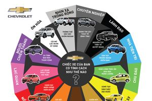 Màu sắc xe có thể 'tố cáo' tính cách chủ nhân