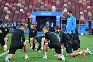 Đội tuyển bóng đá Croatia chuyển hướng ngoạn mục khỏi bê bối