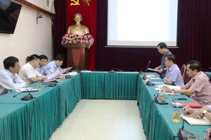 Bộ trưởng Nguyễn Văn Thể chủ trì cuộc họp về quy hoạch và tình hình thực hiện đầu tư tuyến đường bộ ven biển Việt Nam