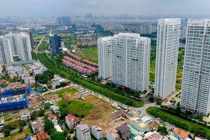 TP Hồ Chí Minh: Thị trường căn hộ giảm mạnh