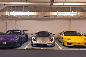 Mua chỗ đỗ xe giá 700.000 USD - chuyện không tưởng ở Hong Kong